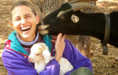 Keely-and-goats