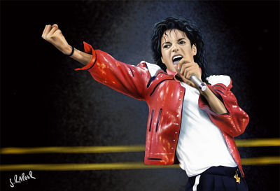 BE NOT AFRAID OF WEIRDNESS: Michael Jackson's Power, Part 2